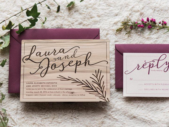 Tmx Ali Garrett Photo 1 51 567165 V1 Vail, Colorado wedding invitation