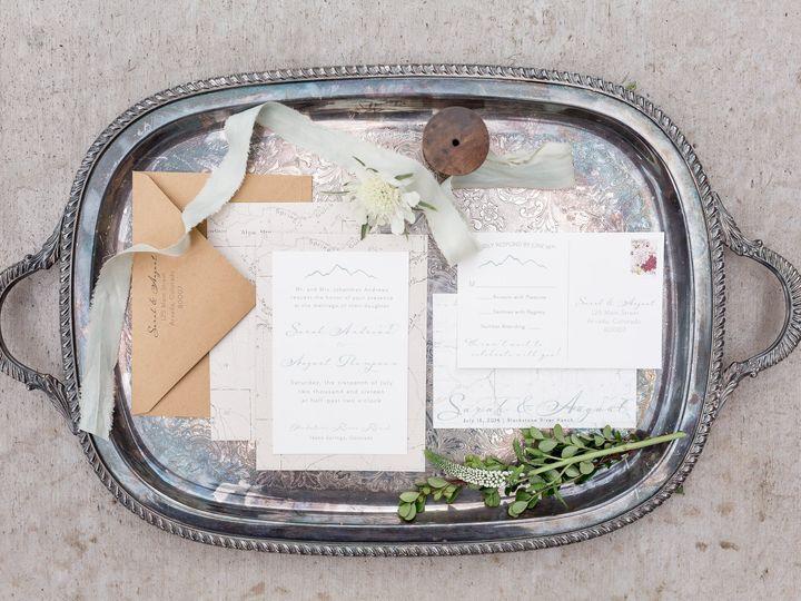 Tmx Chris Loring Photography 2 51 567165 V1 Vail, Colorado wedding invitation