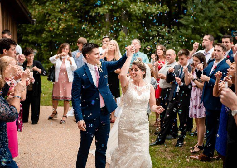 bride groom exit bubbles 51 777165