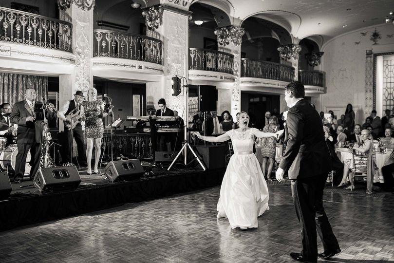 bride groom first dance mayflower 51 777165