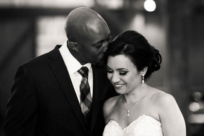 groom kissing bride forhead 51 777165