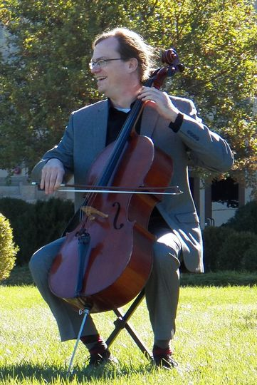 James Wood, Cellist