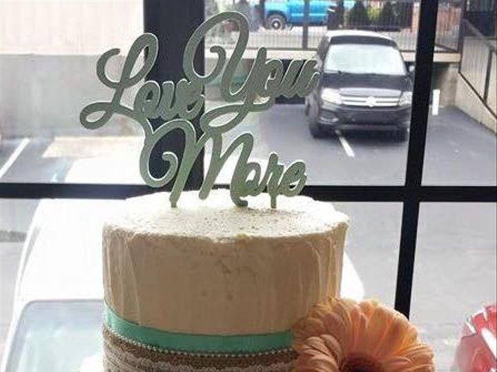Tmx 1475165530378 19bc591f20e3238d5602cde9434528b1 Jeffersonville, IN wedding cake