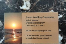 Sunset Wedding Ceremonies