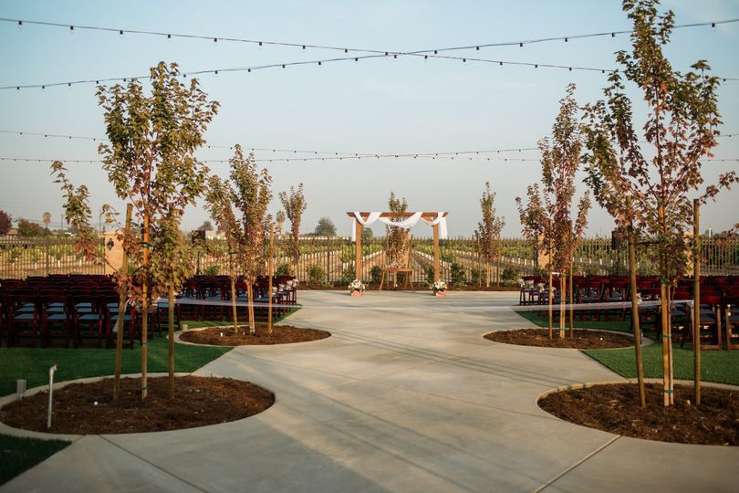 Simonian Farms Venue Fresno Ca Weddingwire