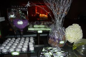 Sweet Bar Candy Buffet