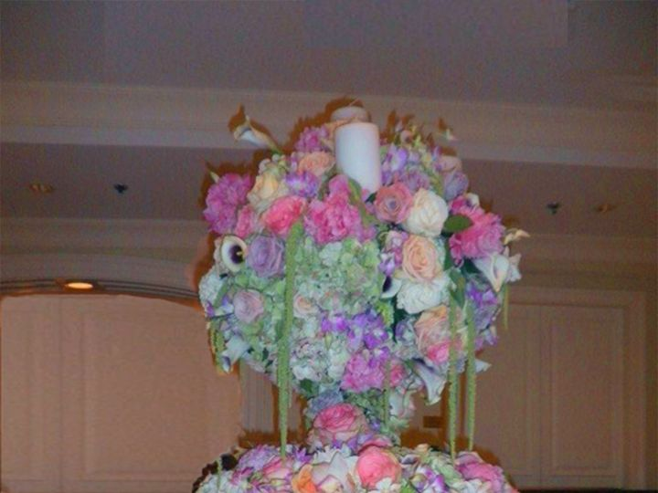 Tmx 1397061467908 Reception Tabl Baltimore wedding florist