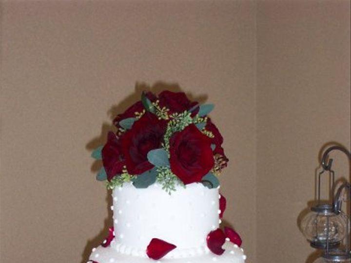 Tmx 1227123877083 Cakes002 Atascadero wedding cake