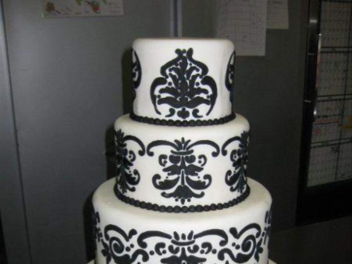 Tmx 1227124365380 IMG 0144 Atascadero wedding cake