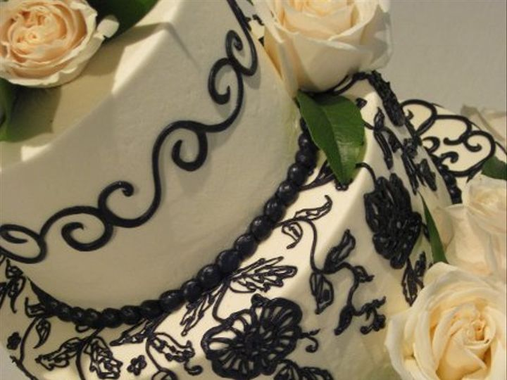 Tmx 1227124499443 IMG 0317 Atascadero wedding cake