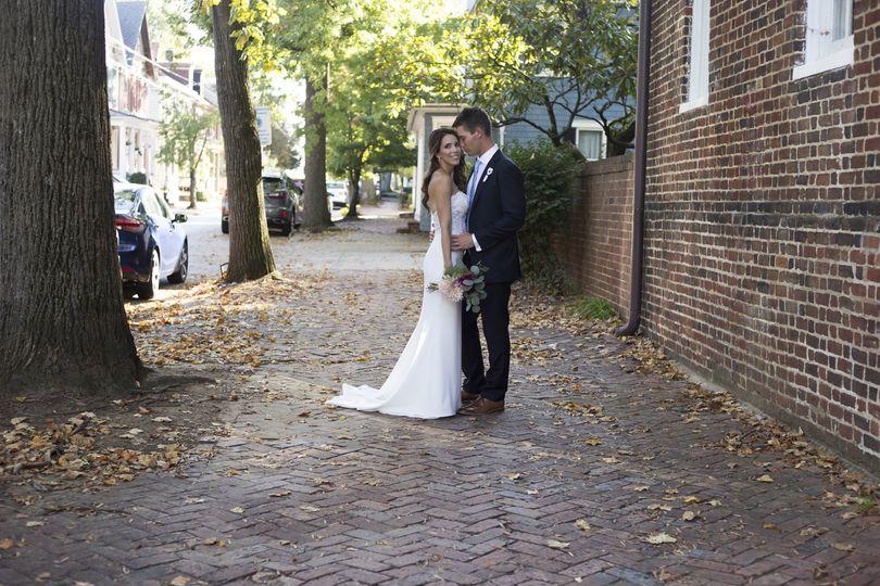 Cobblestones and romance