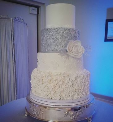 Tmx 1466455507663 13327584101025356619204055569449840503275138n Fuquay Varina, North Carolina wedding cake