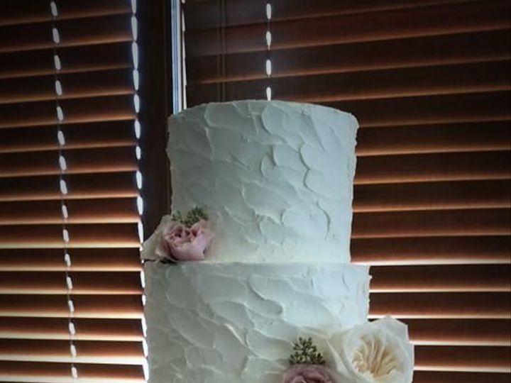 Tmx 1516977735 C26ad3da674121e2 1516977734 D984a70dd1190cda 1516977735808 5 Web3 Fuquay Varina, North Carolina wedding cake