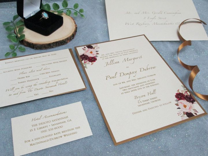 Double Layer Invitation