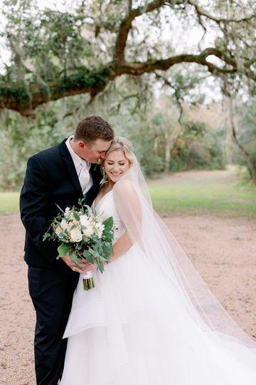 Beneath the Oaks Wedding