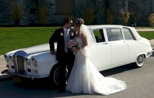 Tmx 1446527999528 Couple With Car 2 Hartsdale wedding transportation