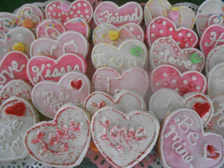 cookies valentine hearts 51 1034265