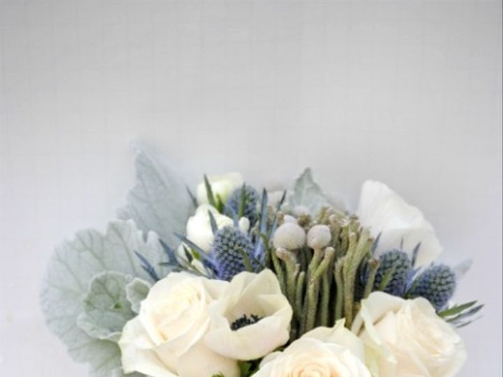 Tmx 1483643961873 Blue Wedding Flowers For A Bridesmaid Los Angeles wedding florist