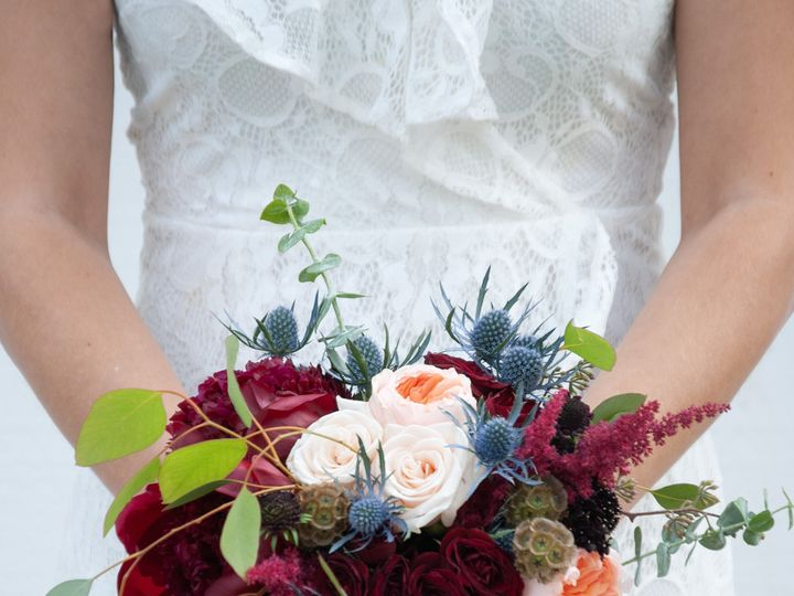 Tmx Ruby Bridal Bouquet 51 934265 Los Angeles wedding florist