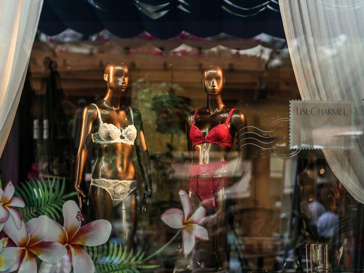 Tmx 1453602673814 Store Window Westlake Village wedding dress