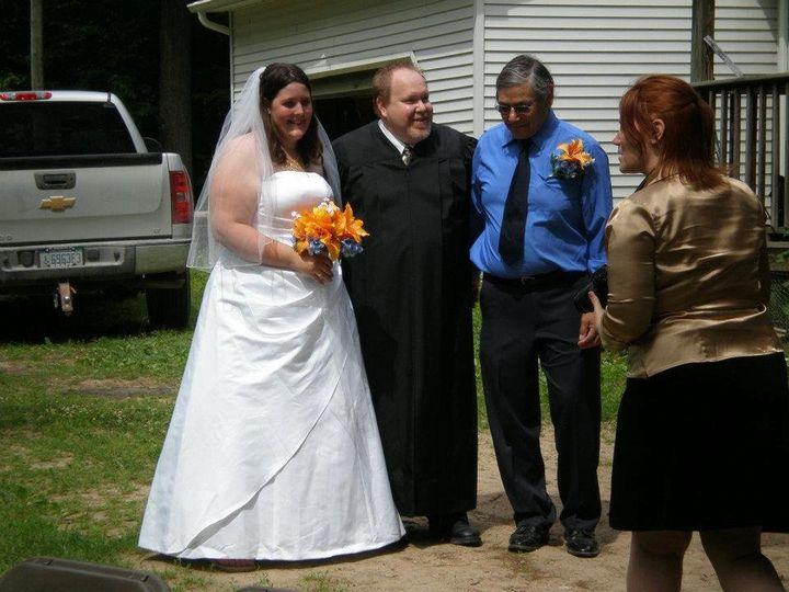 Tmx 1340763102206 Pic2 Weidman, MI wedding officiant