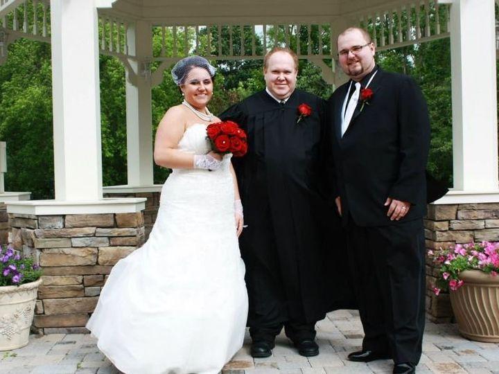 Tmx 1340763425635 CarlCourtneyWerth Weidman, MI wedding officiant