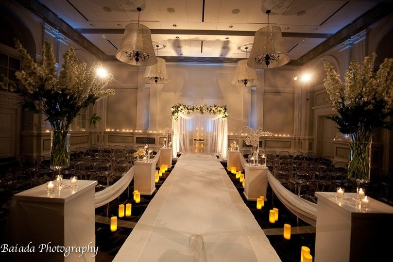 Le meridien philadelphia venue philadelphia pa weddingwire 800x800 1427473758666 ceremony designed by evantine junglespirit Gallery