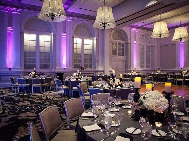 Tmx 1413660726472 Le Meredien Room Set Philadelphia, PA wedding venue