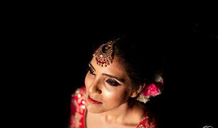 Deepal Haria Makeup