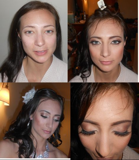 pretty faces airbrush makeup beauty health toronto on