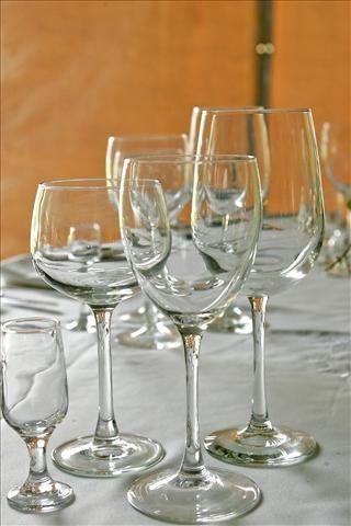 Our Signature Glassware