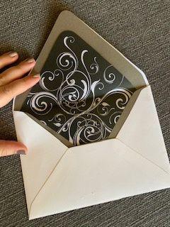 Envelope addressing and design
