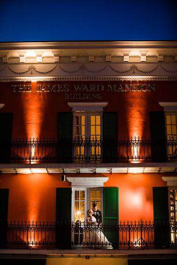 The James Ward Mansion