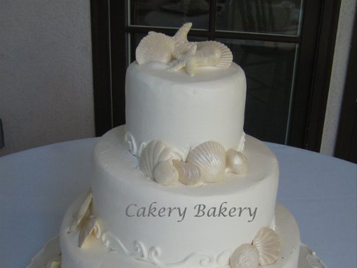 Tmx 1275529339652 IMG03362 La Canada Flintridge wedding cake