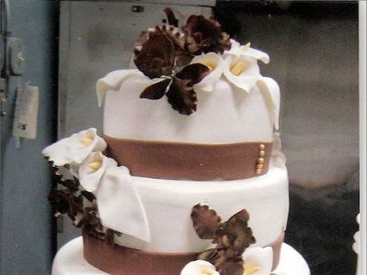 Tmx 1275530828449 Scn00122 La Canada Flintridge wedding cake