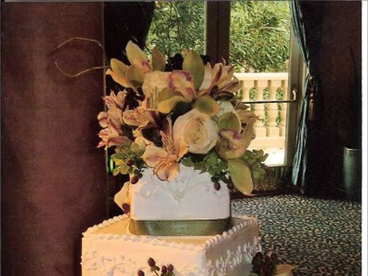 Tmx 1275530943715 Scn00142 La Canada Flintridge wedding cake