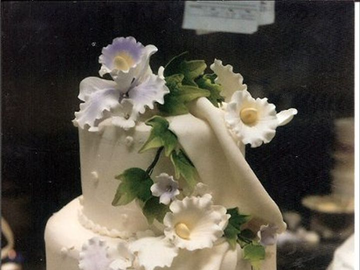 Tmx 1275530988527 Scn00152 La Canada Flintridge wedding cake