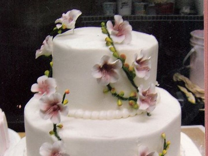 Tmx 1275531320137 Scn00222 La Canada Flintridge wedding cake
