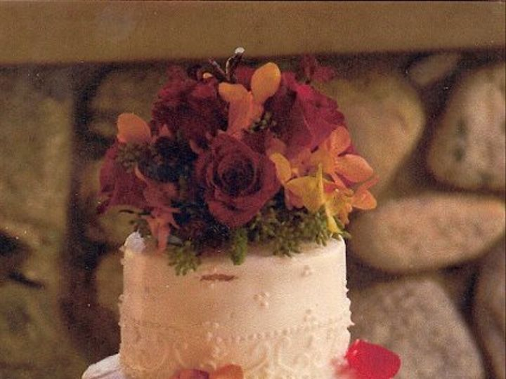 Tmx 1275531363480 Scn00232 La Canada Flintridge wedding cake