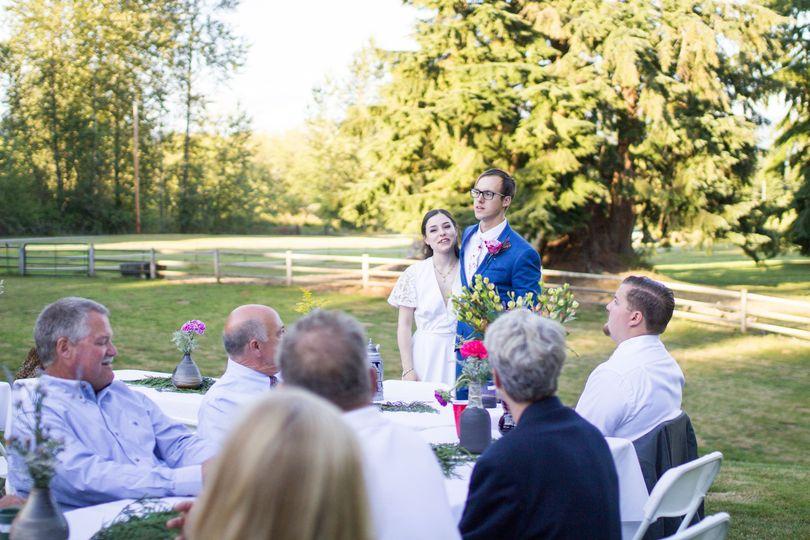 O'Grady Wedding