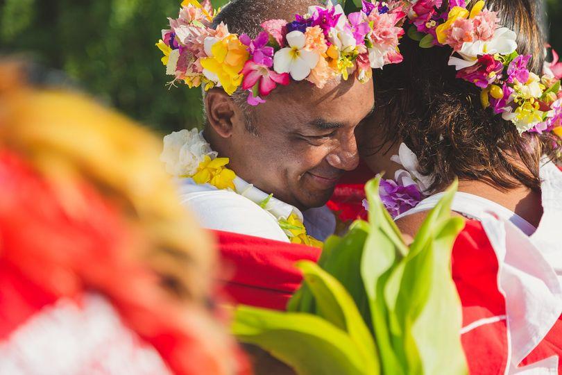 Polynesian Wedding