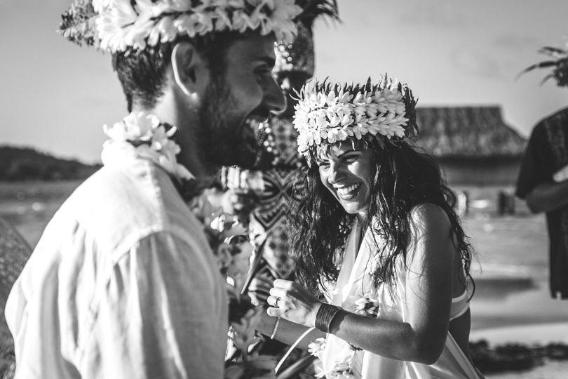 Traditionnal Tahitian dance