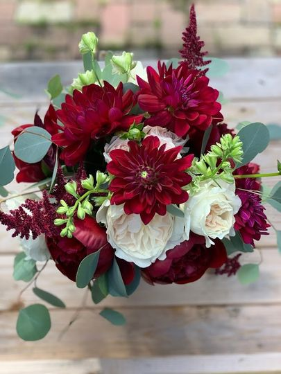 Briedesmaid bouquet