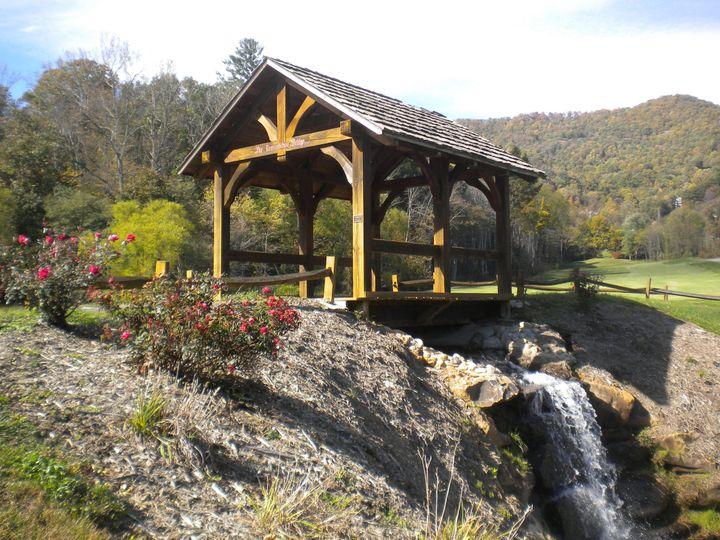 Tmx 1413998575744 Covered Bridge Waynesville, NC wedding venue