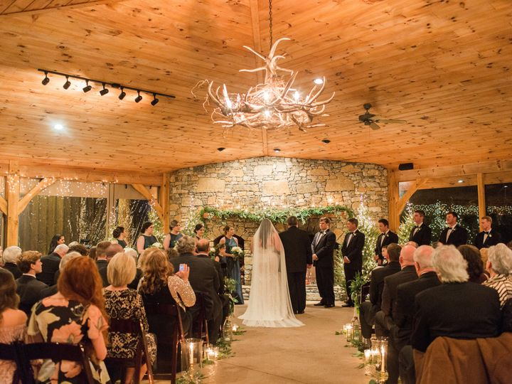 Tmx Lrcc Ceremony In Pavilion 51 142365 Waynesville, NC wedding venue