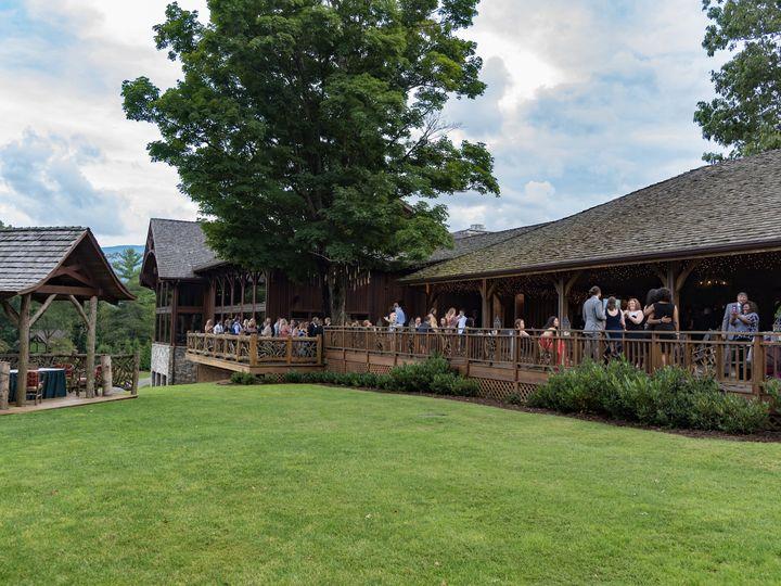 Tmx Lrcc Pavilion Outdoors Landscape View 51 142365 Waynesville, NC wedding venue