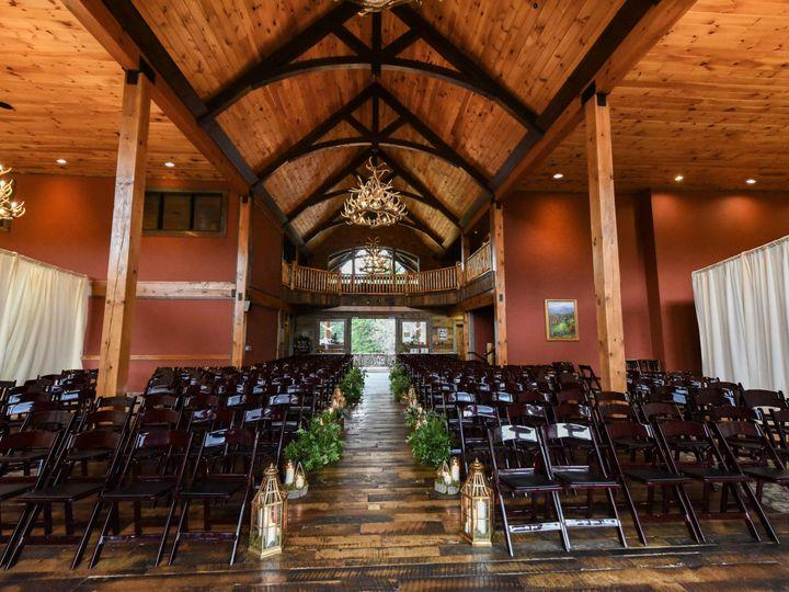 Tmx Lrcc Piedmont Room 2018 Panoramic Empty 51 142365 Waynesville, NC wedding venue