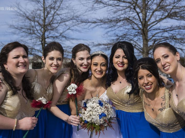 Tmx 1527638849 Fe11a558fc46bb52 1527638846 1b37c187f5b5d6f1 1527638820388 5 IMG 20180529 12230 Forked River, NJ wedding beauty