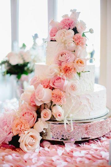 Lovely cake theme