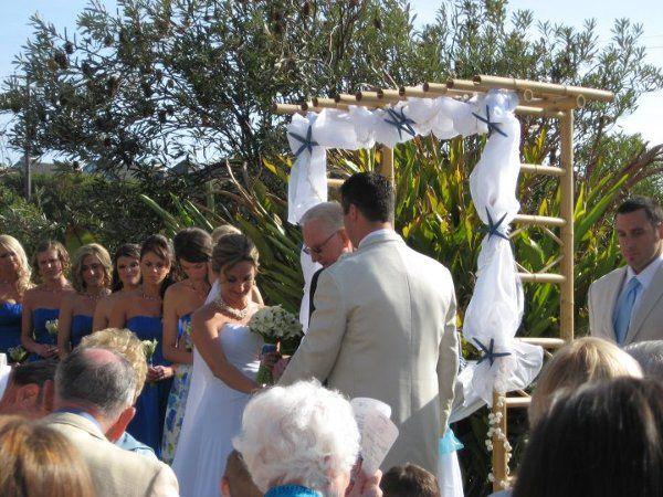 Wedding was at Levyland